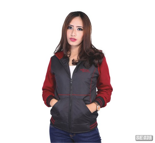 Jaket / Sweater / Hoodies Casual Wanita - SE 035