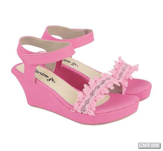 Wedges Casual Anak Perempuan - …