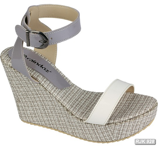 Sandal Wedges Casual Wanita - R…