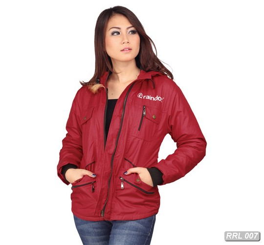 Jaket / Sweater / Hoodies Casual Wanita - RRL 007
