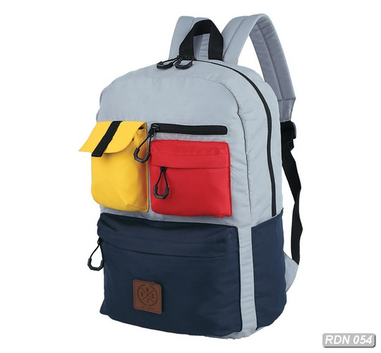Tas Backpack Casual Unisex - RDN 054