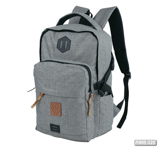 Tas Backpack Casual Unisex - RMB 020